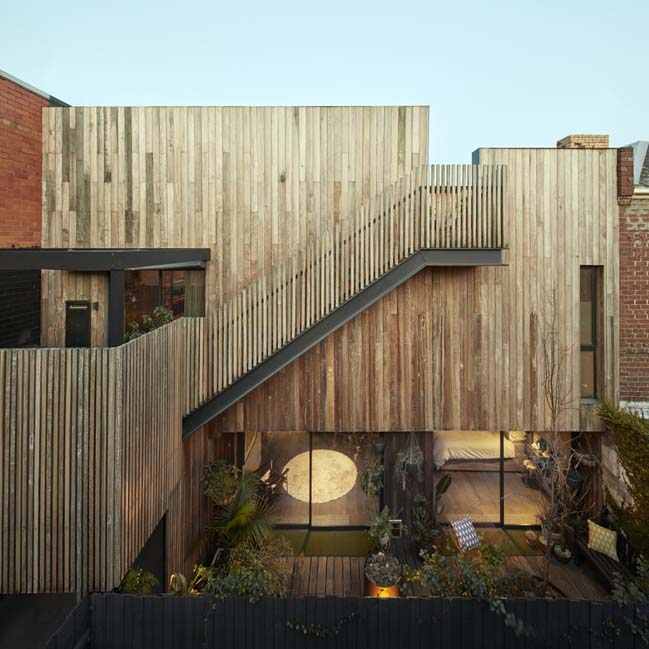 Crisp House Collingwood by Robert Nichol & sons