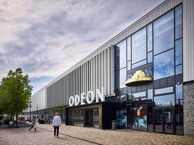 Odeon Music and Theatre Hall by C.F. Møller Architects