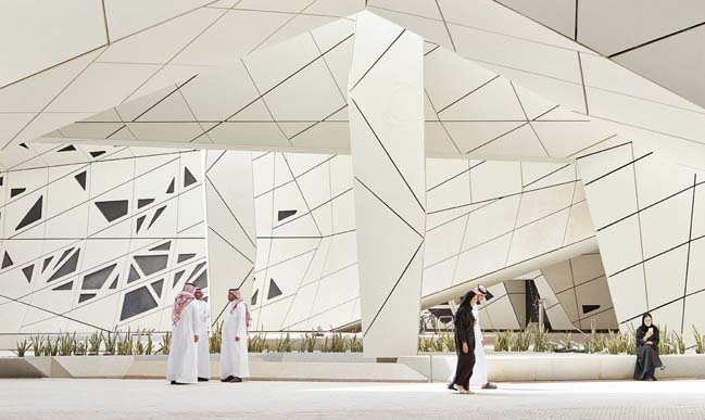 Zaha Hadid Architects's KAPSARC open to the public for Saudi Design Week
