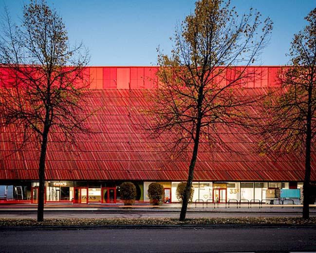 Easton Commercial Centre by Lahdelma & Mahlamäki Architects