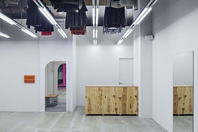 DESCENT BLANC Yokohama by Schemata Architects