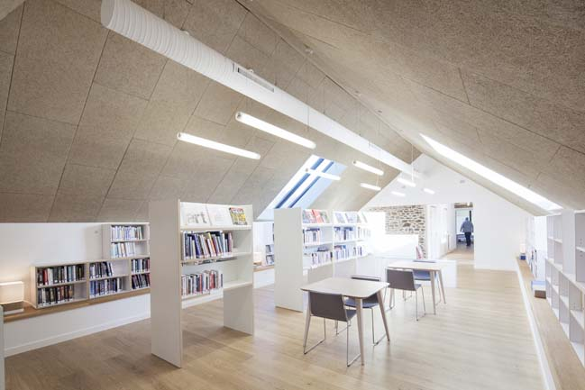Cultural Center by Atelier 56S
