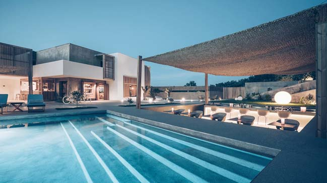 Zante Maris Suites by Block722 architects+