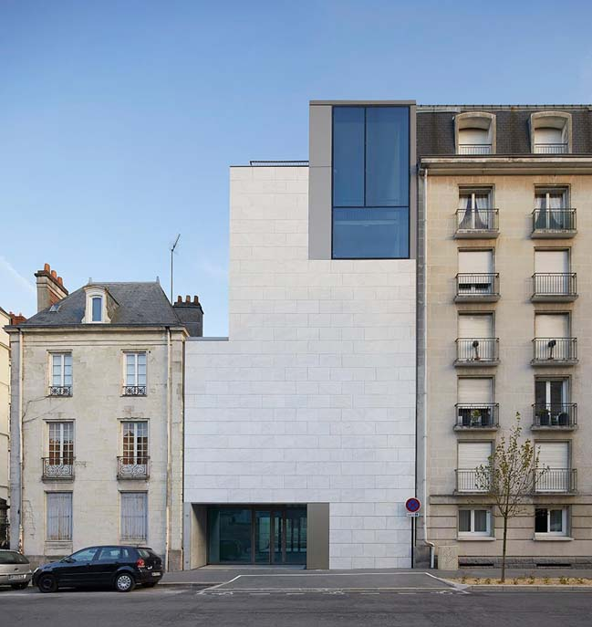 Musée d'arts de Nantes by Stanton Williams Architects
