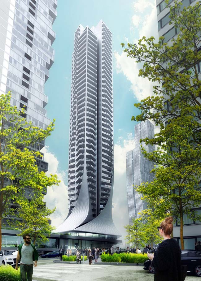 Zaha Hadid works begin on Bora Residential Tower