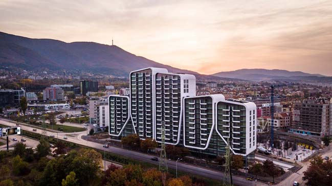 A3 - Advanced Architecture Apartments by STARH