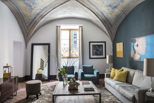 Sotto le antiche Volte by Claudia Pelizzari Interior Design
