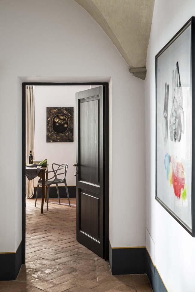 Sotto le antiche Volte by Claudia Pelizzari Interior Design