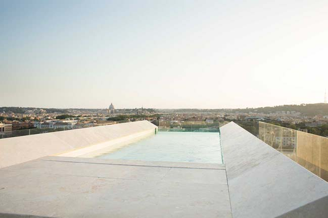 The Villa sul Palazzo by Ramon Esteve Estudio