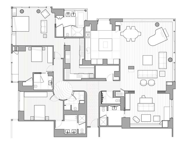 S Residence by Yuuki Kitada Architect