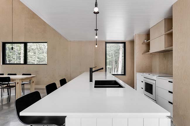 Grand-Pic Chalet by APPAREIL architecture
