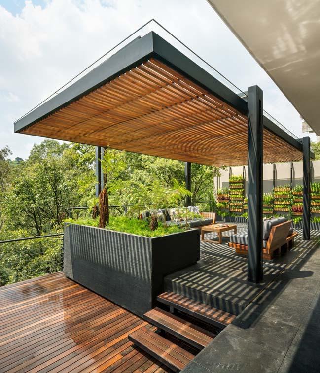 Villa Jardín by ASP Arquitectura Sergio Portillo