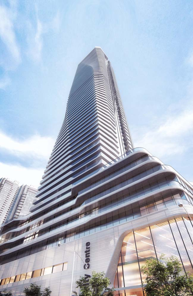 Pinnacle One Yonge by Hariri Pontarini Architects and Pinnacle International