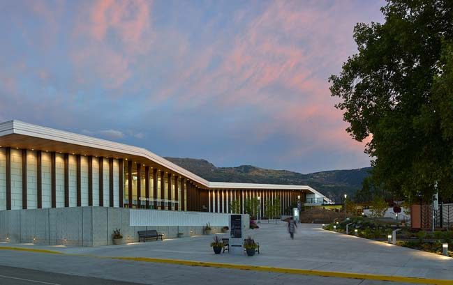 Sorenson Center For The Arts by Brooks + Scarpa
