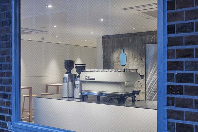 Blue Bottle Coffee by Schemata Architects