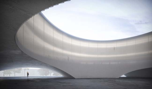 MDK Headquarters by Fran Silvestre Arquitectos