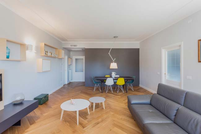 Private Apartment BLB by Wisp Architects