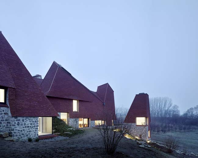 Caring Wood by Macdonald Wright Architects