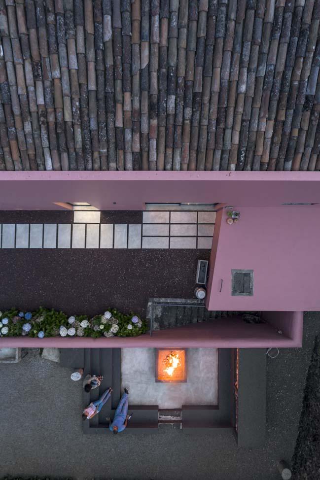 Mezzo Atelier的粉紅之家