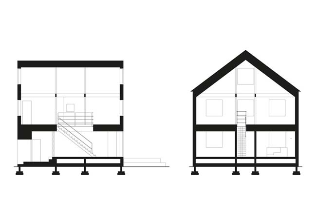 K House in Niseko by FBA
