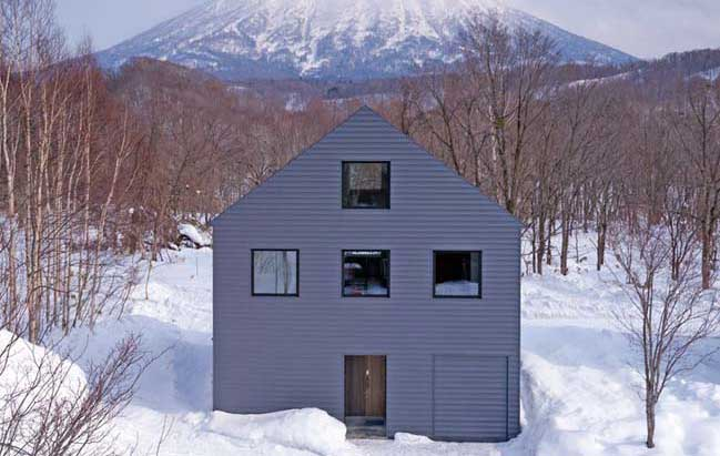 K House in Niseko by FBA