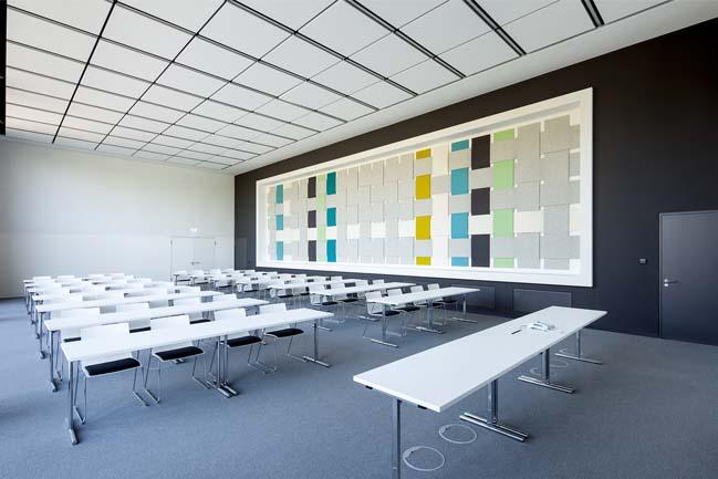 Administrative Building Textilverband Münster by Behet Bondzio Lin Architekten