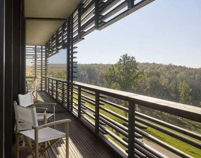 Hotel and Spa Seezeitlodge by GRAFT