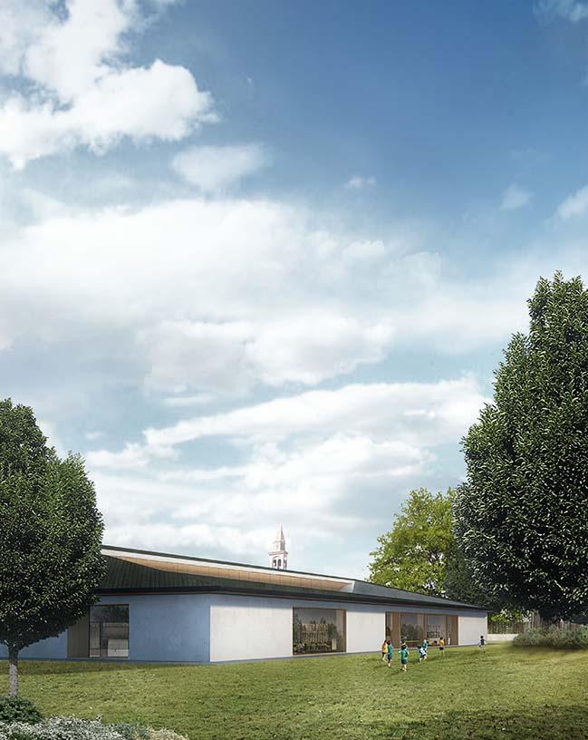 Mantello by OPPS Architettura