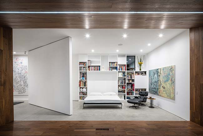Hide Out by Dan Brunn Architecture