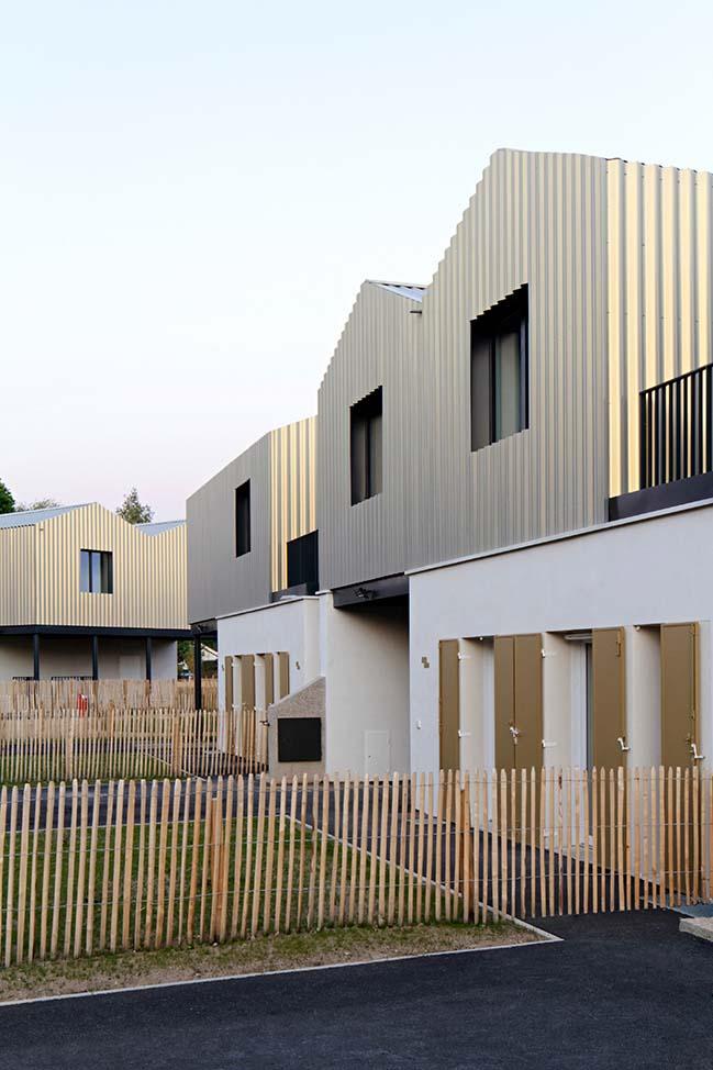 Eco-cité La Garenne by Guillaume Ramilien Architecture