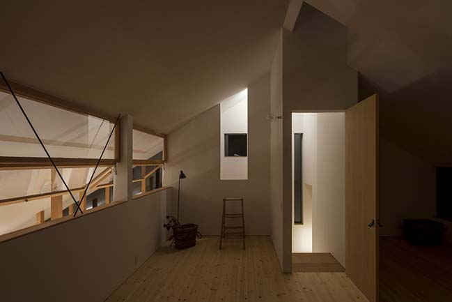 House in Nishimatsugaoka by Arbol