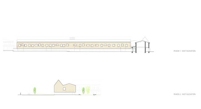 Psychiatric Center by Vaillo+Irigaray Architects