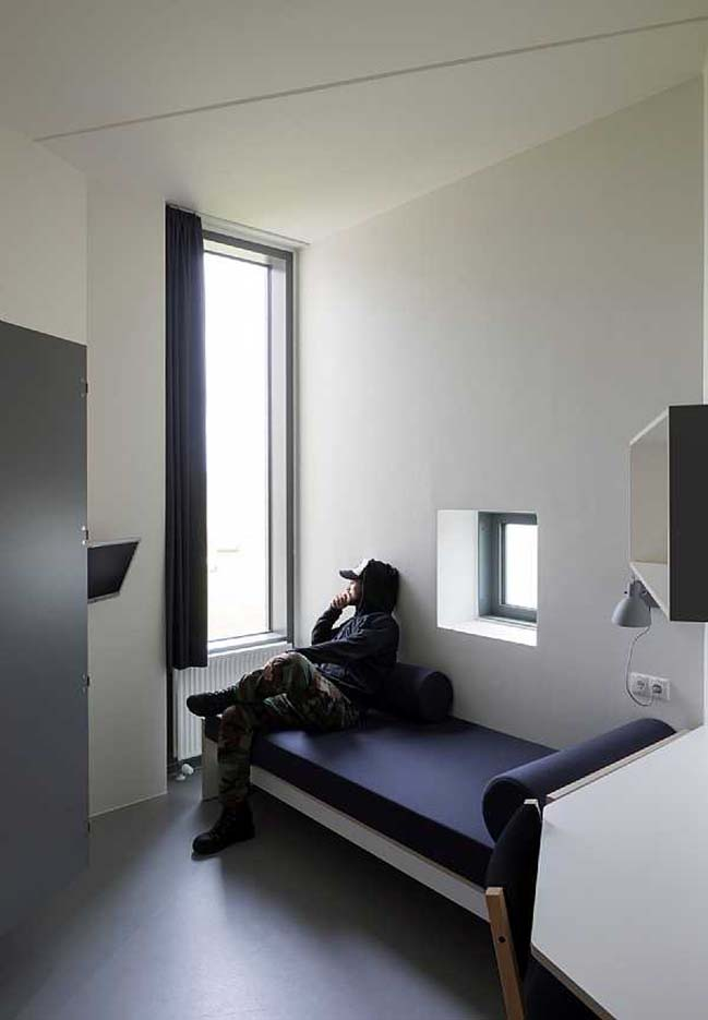 Storstrøm Prison by C.F. Møller Architects