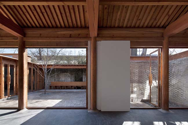 Courtyard Hybrid in Beijing by Vector Architects