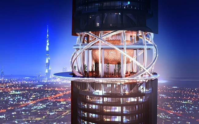 ZAS Architects羅斯蒙特五星級酒店和住宅
