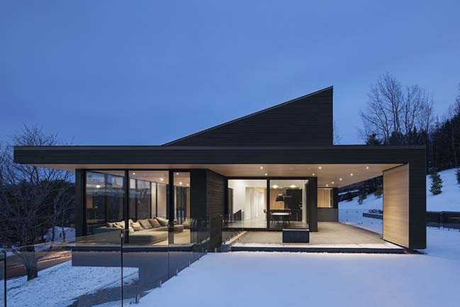 Villa Vingt by Bourgeois / Lechasseur architects