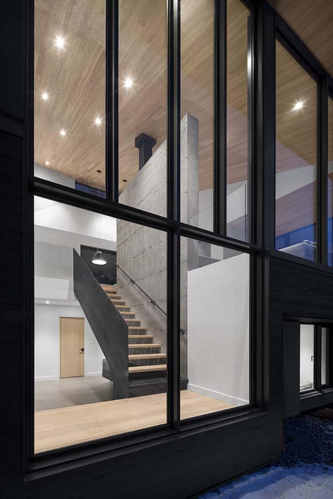 Villa Vingt by Bourgeois / Lechasseur architects