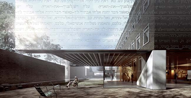 MEIS - National Italian Judaism and Shoah Museum in Ferrara by SCAPE