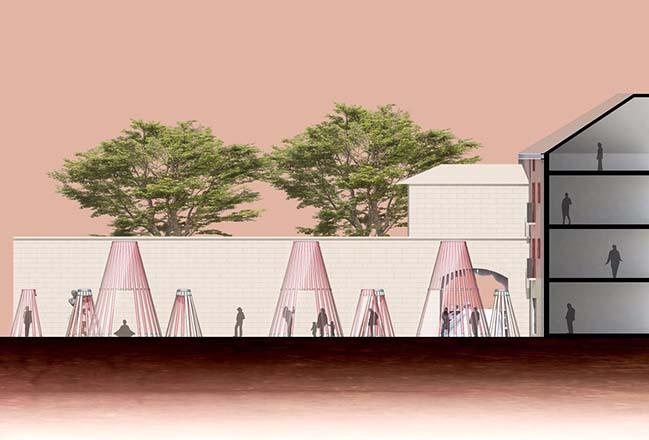 Cada Cuba Huele Al Vino Que Tiene by DP Architects