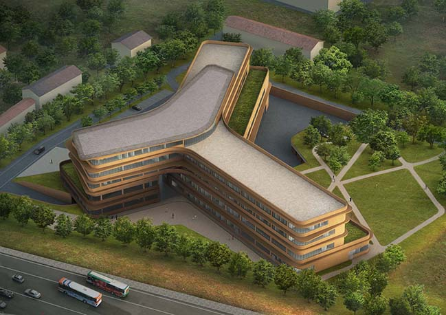 East African Kidney Institute by Politecnica