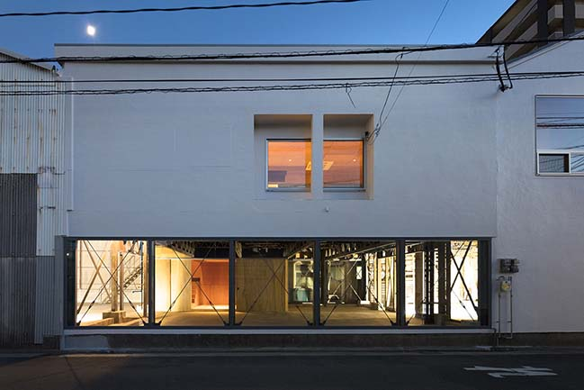 House in Nobeoka by Schemata Architects