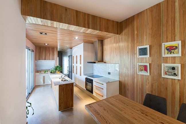 Small apartment in Argentina by Architect Christian Schlatter