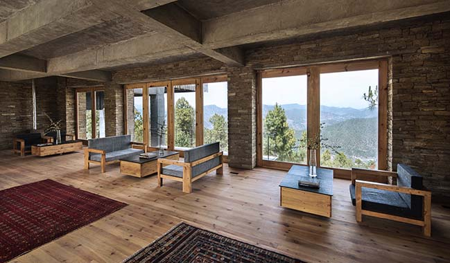 The Kumaon - small hotel in Uttarakhand by Zowa Architects