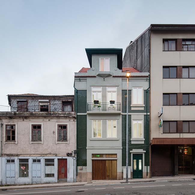 Casa de Camões by Pedro Ferreira Architecture Studio