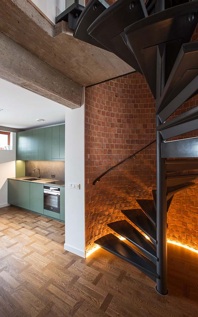 Brickwall House by YCL