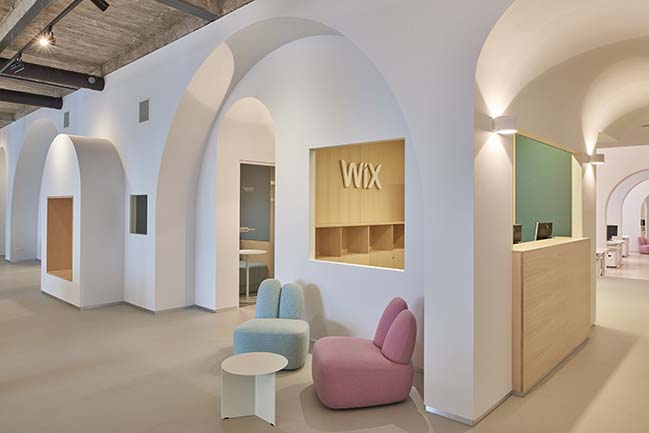 WIX.COM third office in Vilnius by INBLUM