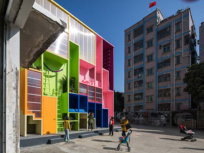 Bi-City Biennale of Urbanism by MVRDV
