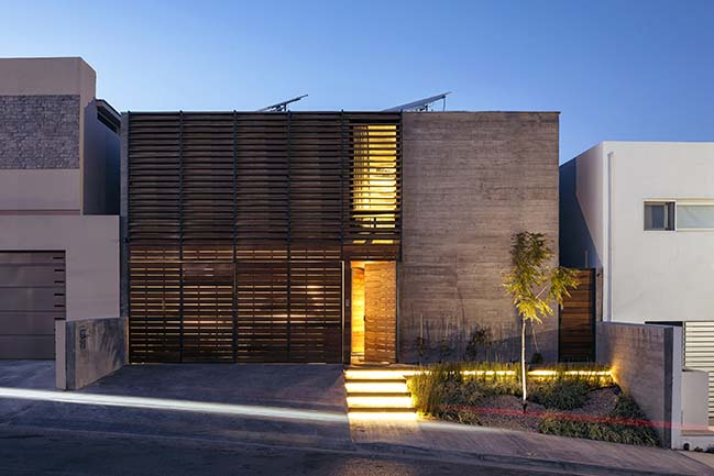 Luxury modern home in Mexico by Garza Iga Arquitectos