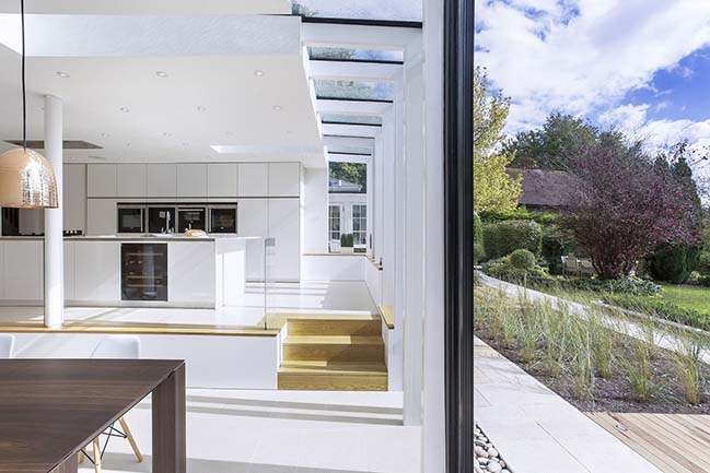 The Mill House by OB Architecture
