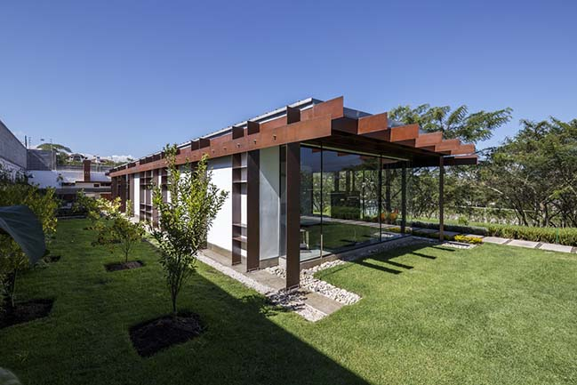 Diffuse Borders by Arquitectura X